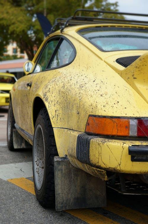 Základová fotografie zdarma na téma auta, bahno, Porsche, shromáždění