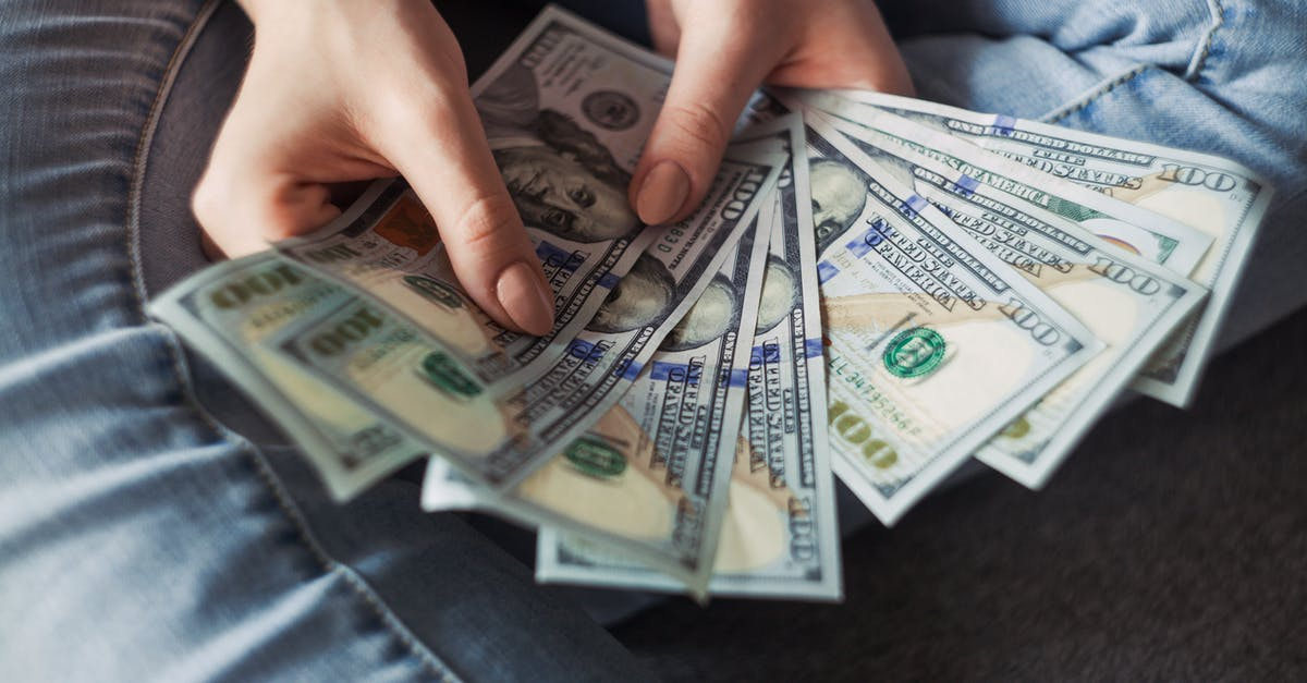 Dollar Banknotes Free Stock Photo