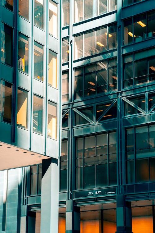 arhitectură, birou, centrul orașului