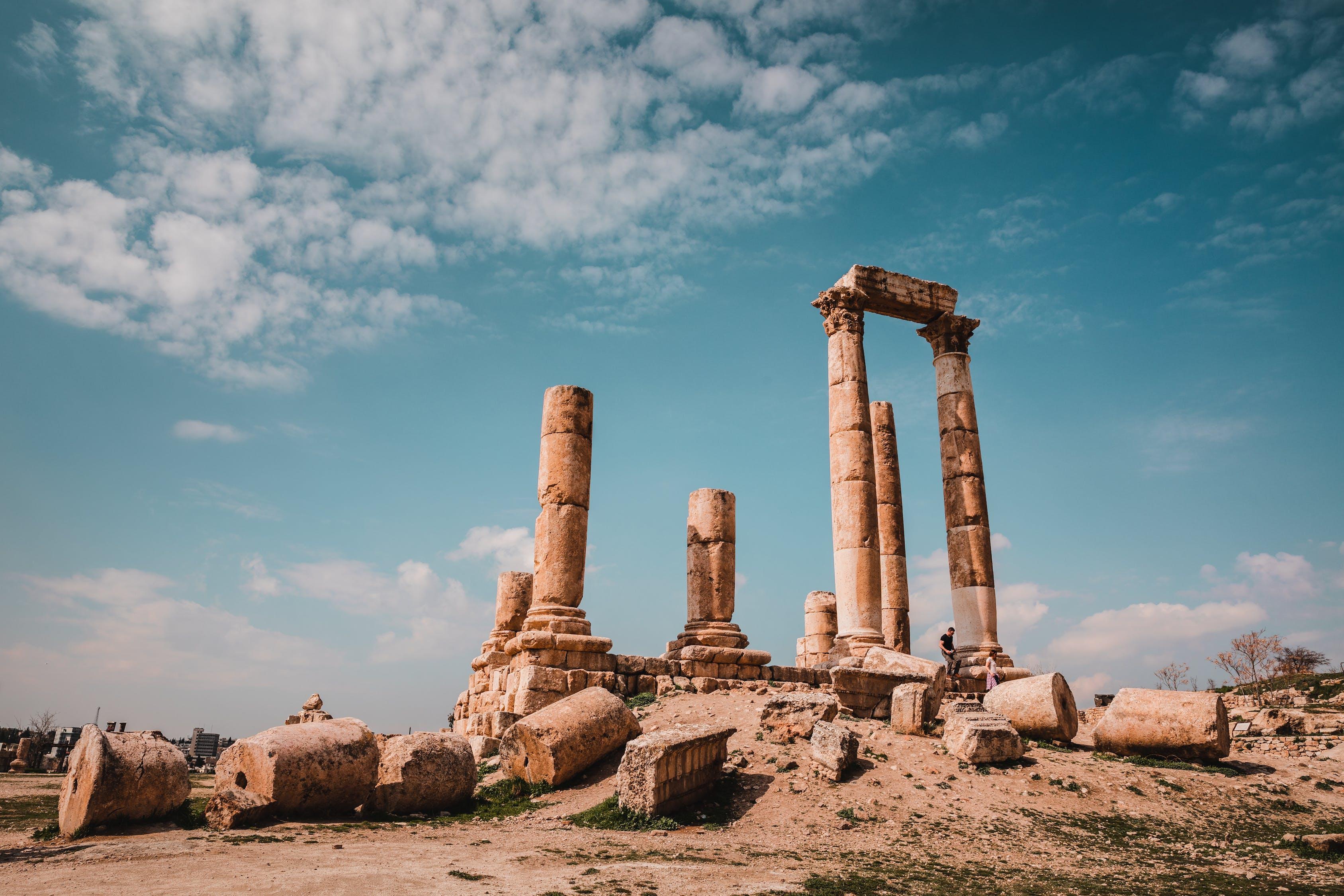 amman jordania - ruta de viaje por jordania