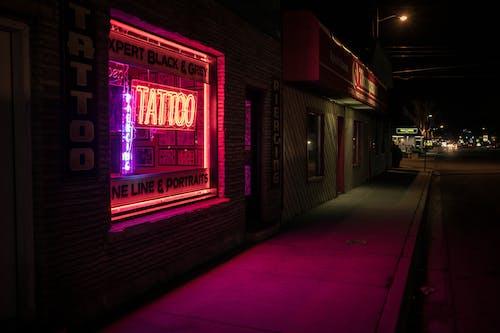 Tattoo Store Neon Signage