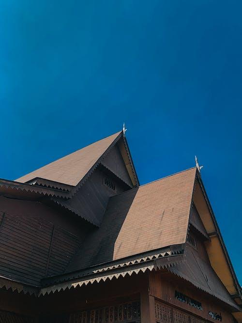 Безкоштовне стокове фото на тему «melaka, блакитне небо, дах, історія»