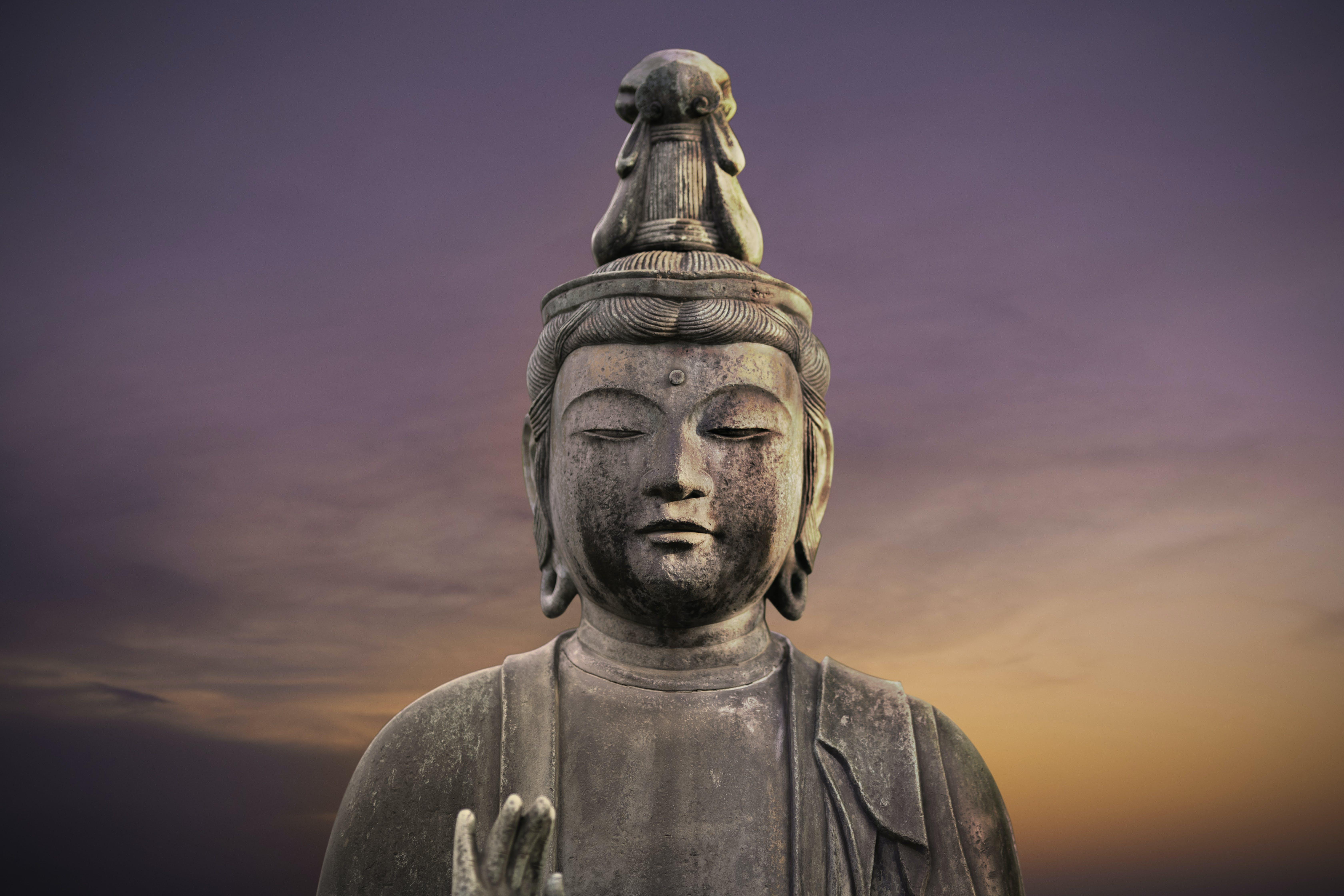 Ảnh lưu trữ miễn phí về bức tượng, Hoàng hôn, ký hiệu, Linh thiêng