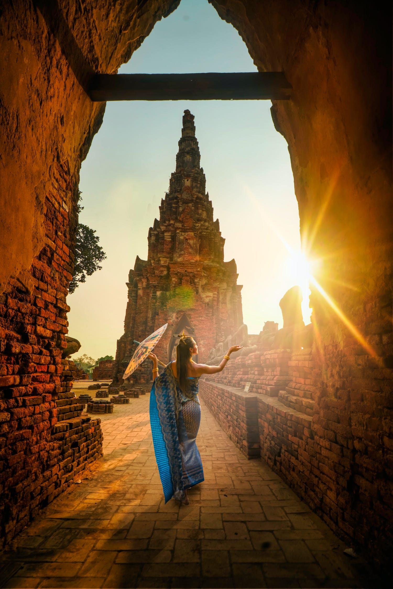 6 attitudes à adopter si vous vous rendez en Thaïlande