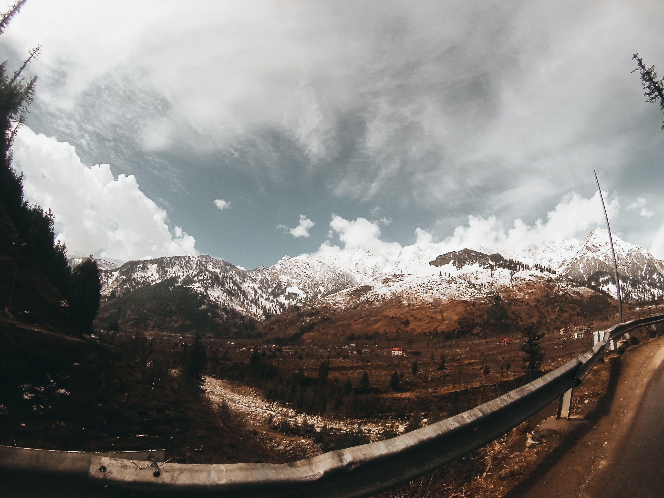 コールド, 冒険, 山, 広角撮影の無料の写真素材