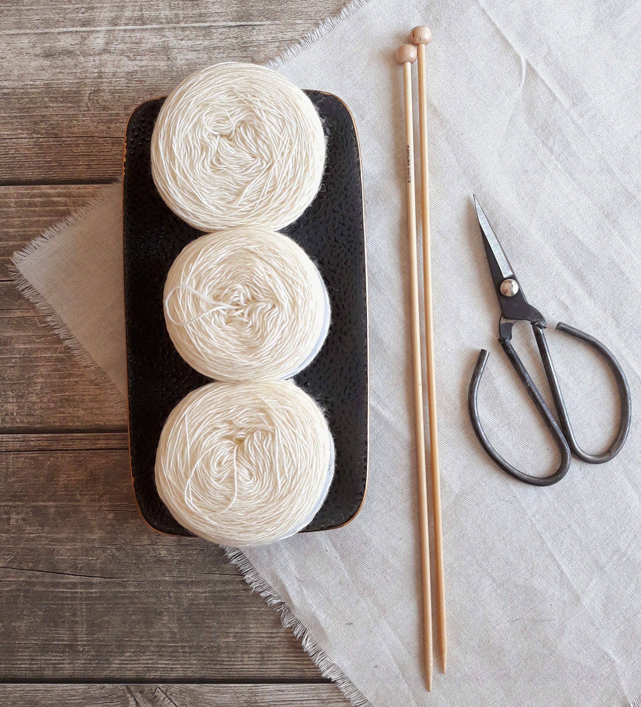 Gratis arkivbilde med alpakka, garn, strikking, ull