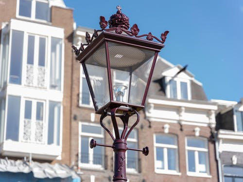 Free stock photo of just this, street light