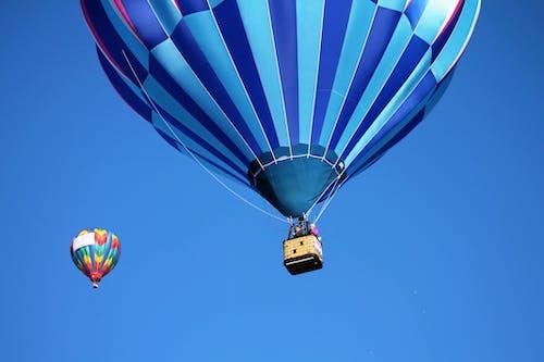 Foto d'estoc gratuïta de a l'aire lliure, activitat, aeri, atracció