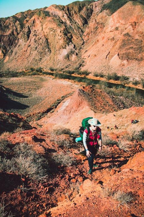 альпінізм, альпініст, гора