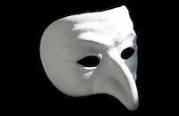 venice, mask, background