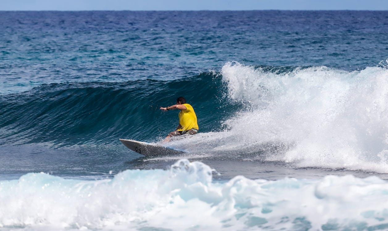 bølger, fritid, fyr