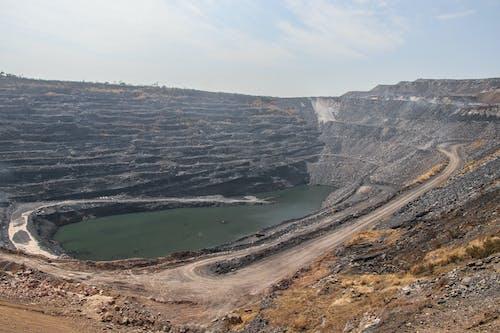 Free stock photo of coal mine