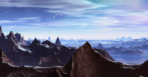 Darmowe zdjęcie z galerii z alpy, malowniczy, natura, pasmo górskie