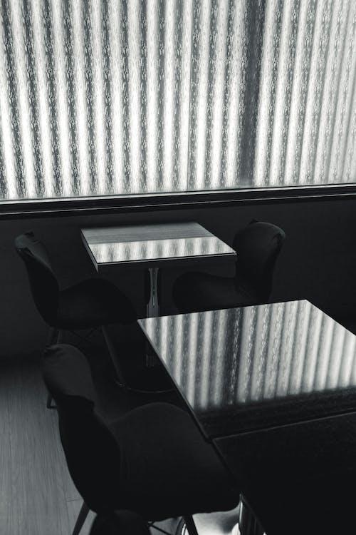 Kostnadsfri bild av bord, design, glas, golv