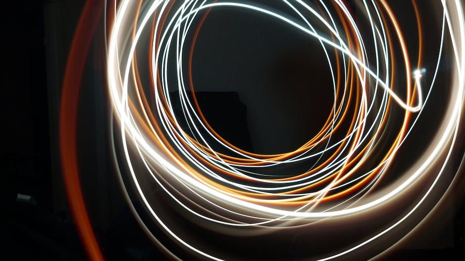 Light colorful colourful blur