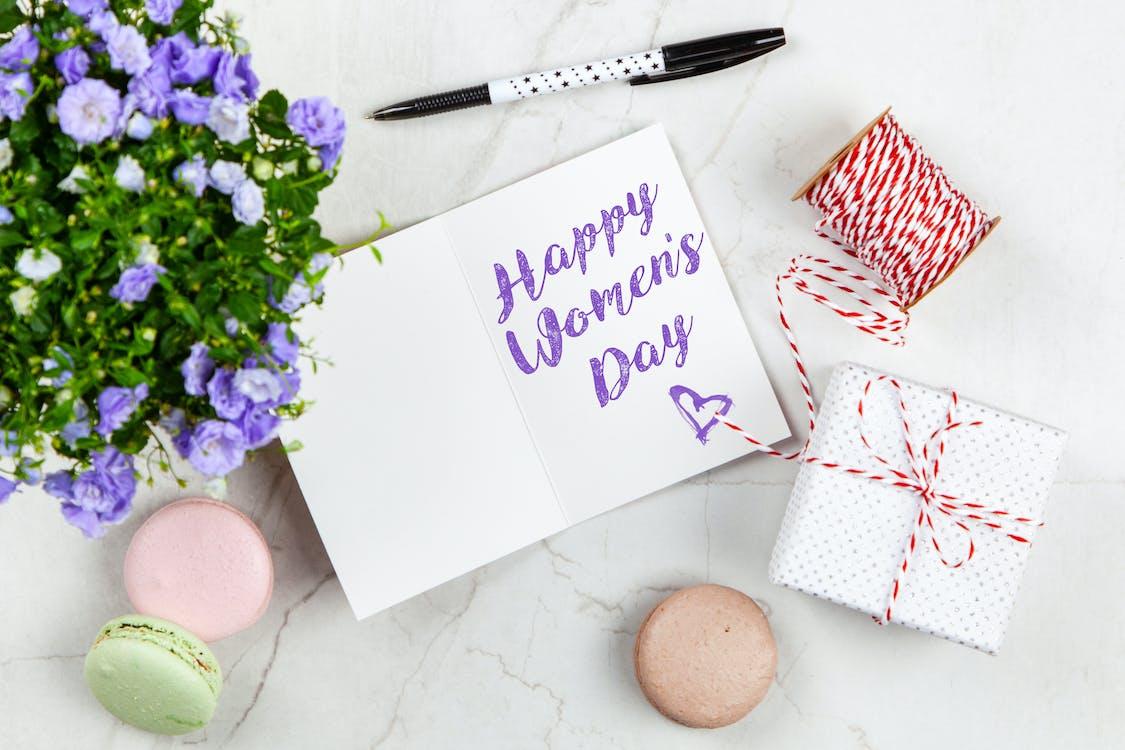 Caja Feliz Día De La Mujer