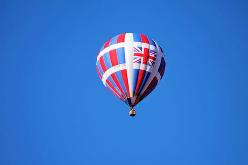 Great Britain Hot Air Balloon Flying