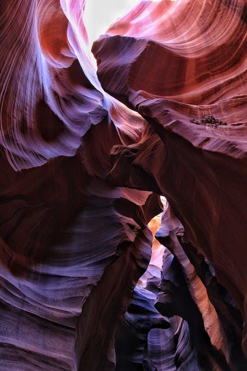 abstract, abstracte vormen, antelope canyon