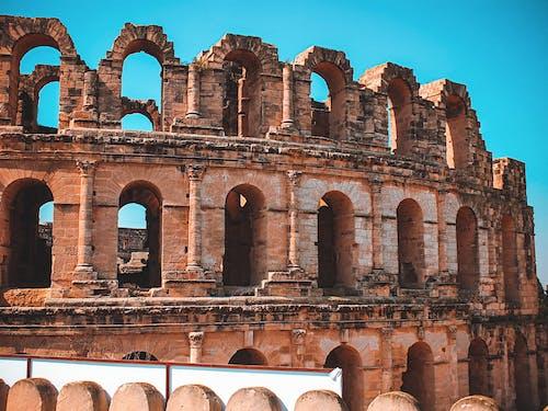 Ingyenes stockfotó fényképész, kék ég, nagy sebességű fényképezés, római témában