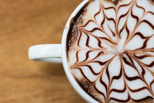 Ilmainen kuvapankkikuva tunnisteilla asetelma, cappuccino, Espresso, herkullista