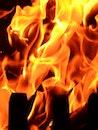 fire, hot, dangerous