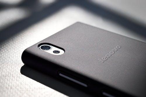 Black Lenovo Smartphone Close-up Photography