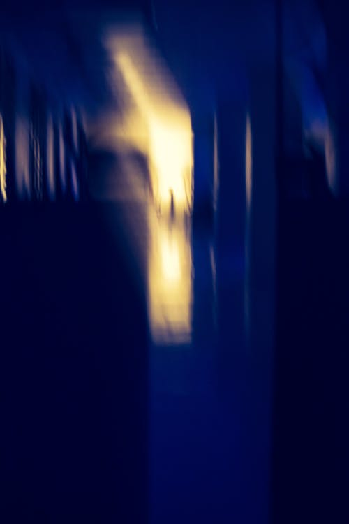 Ingyenes stockfotó elmosódott, fénykép, homály, kék témában