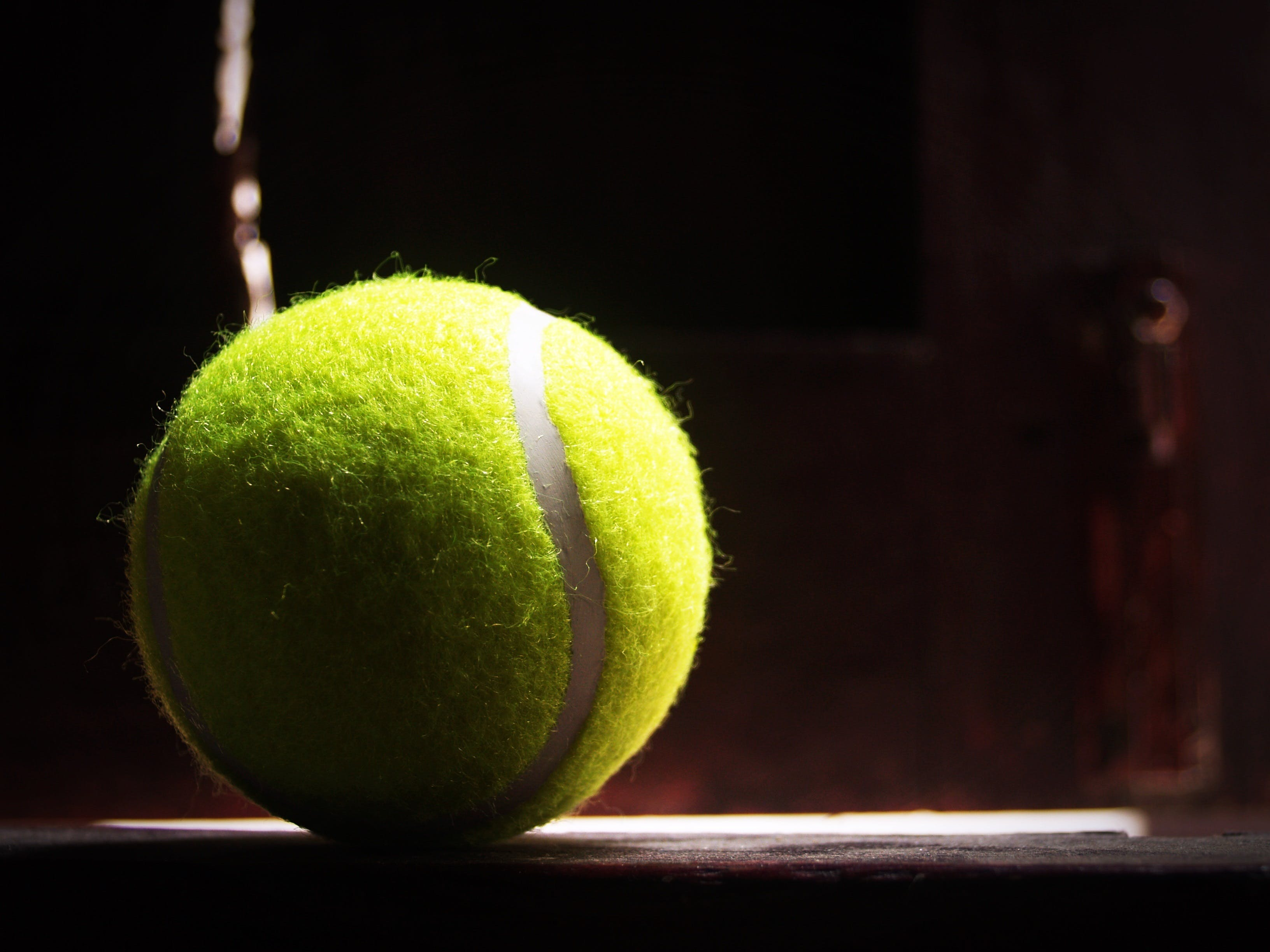 Free stock photo of blur, ball, game, tennis