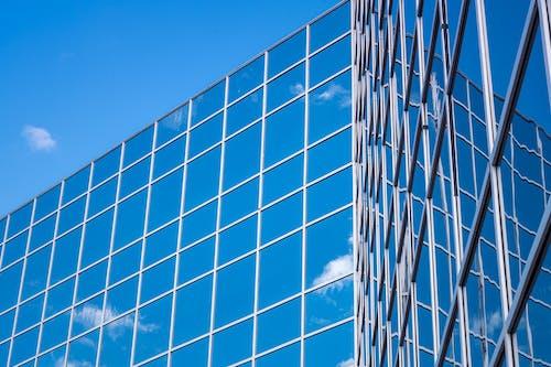 Základová fotografie zdarma na téma architektura, budova, sklenice