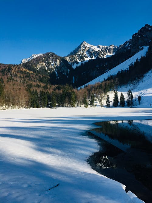 Gratis stockfoto met bergen, bergketen, bergtop, bevroren