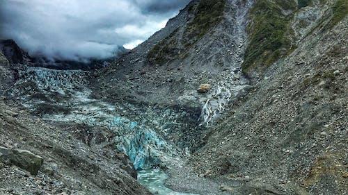 Foto d'estoc gratuïta de constipat, glacera, muntanyes