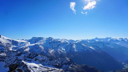 Fotos de stock gratuitas de altitud, alto, cielo, cielo azul