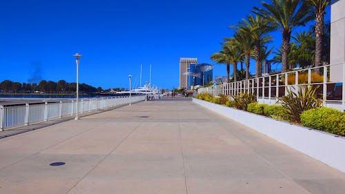 Ingyenes stockfotó dokk, hotelek, tengerpart témában