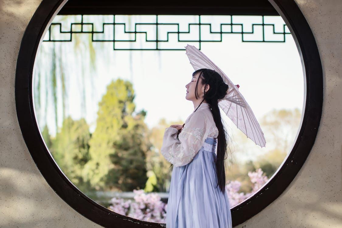 aasialainen nainen, henkilö, ihminen