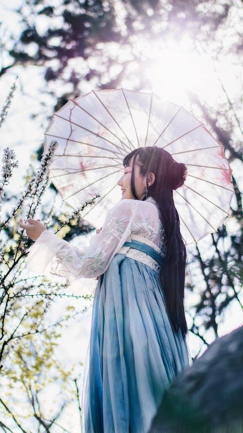 Imagine de stoc gratuită din 人像, 古装, 春天, 晴朗