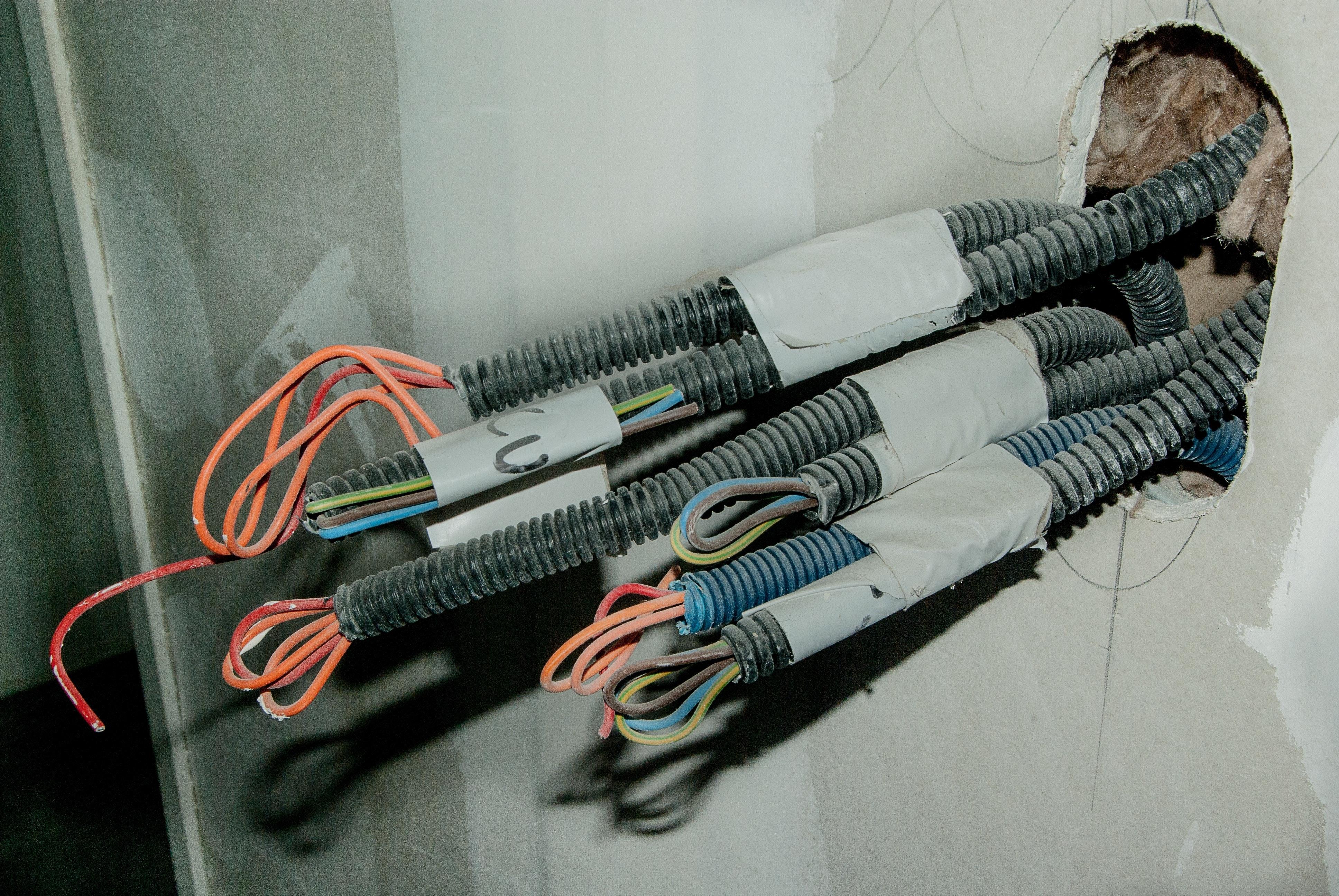 Großartig 6 Elektrisches Kabel Galerie - Schaltplan Serie Circuit ...
