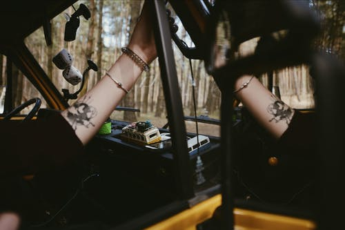 Foto stok gratis bepergian, hippie, inspirasi, lengan