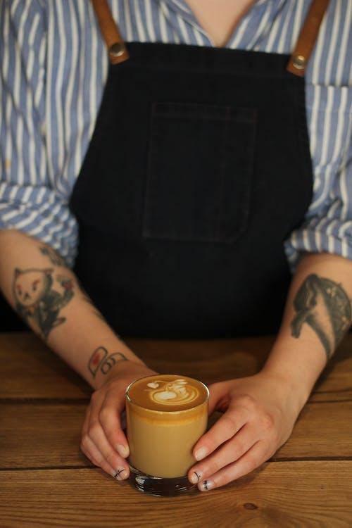 Kostnadsfri bild av barista, cappuccino, kafé, kaffe