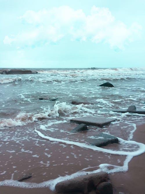 Kostnadsfri bild av hav, Östersjön, vågen
