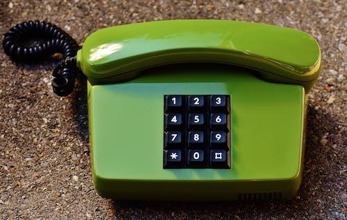 Darmowe zdjęcie z galerii z klawiatura telefonu, komunikacja, kontakt, liczby