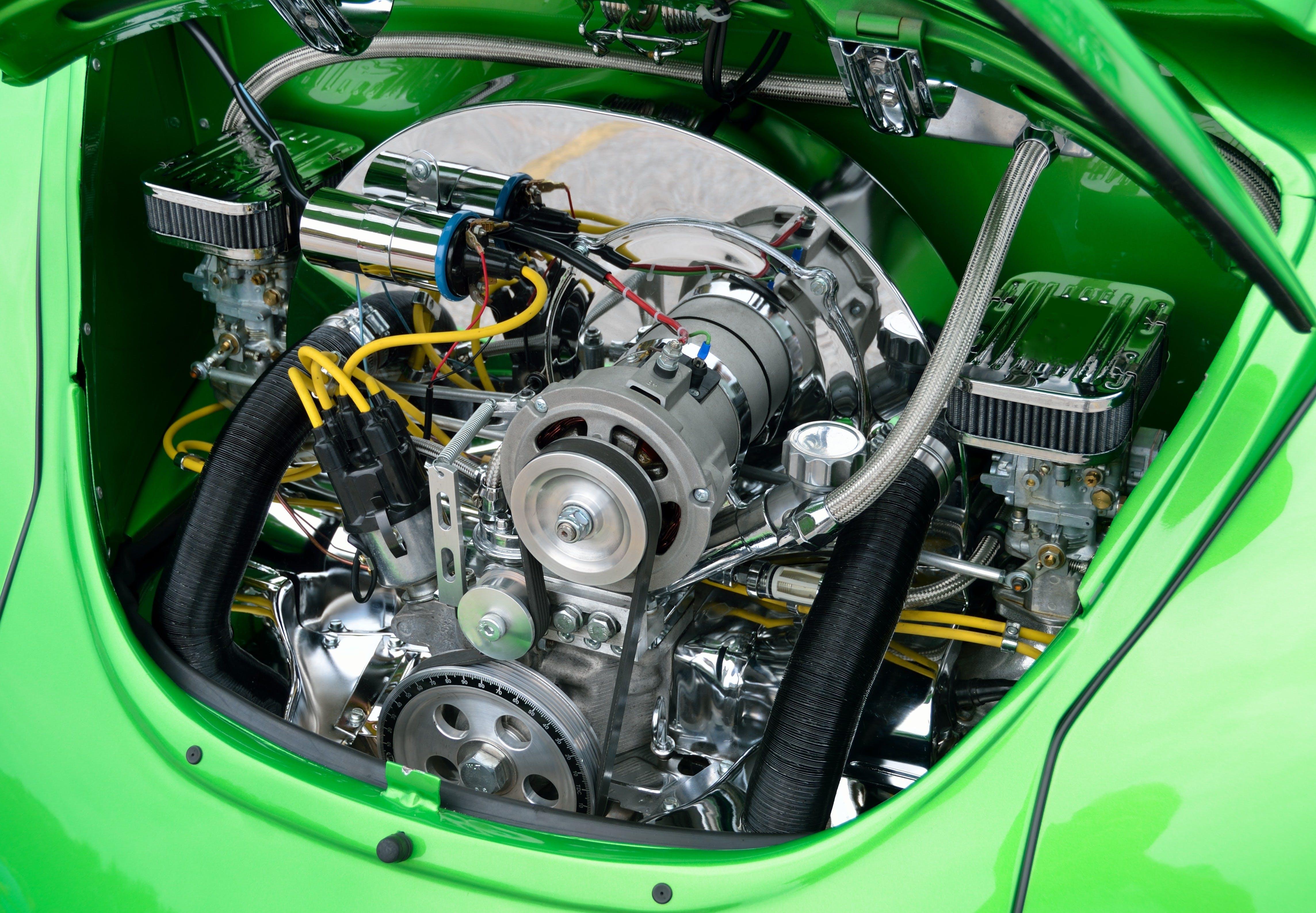 Kostenloses Stock Foto zu auto, auto motor, fahrzeug, motor