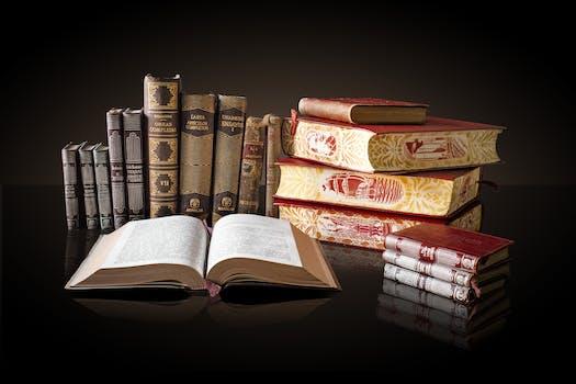 Free stock photo of light, books, school, research