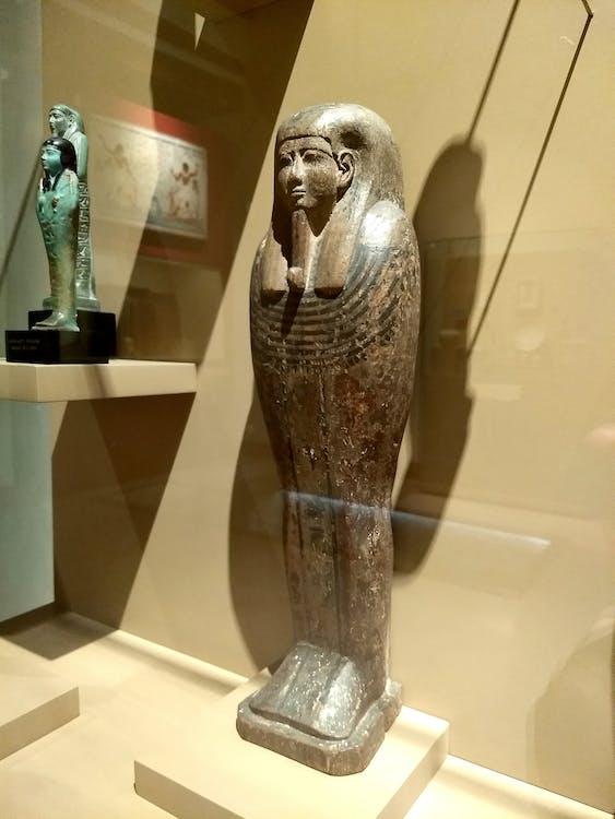 Afrika, arkeologi, bentuk tubuh