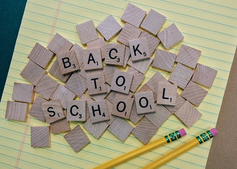 back to school, conceptual, creativity