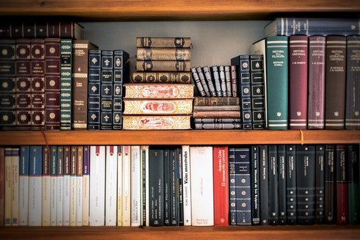 Free stock photo of wood, books, research, document