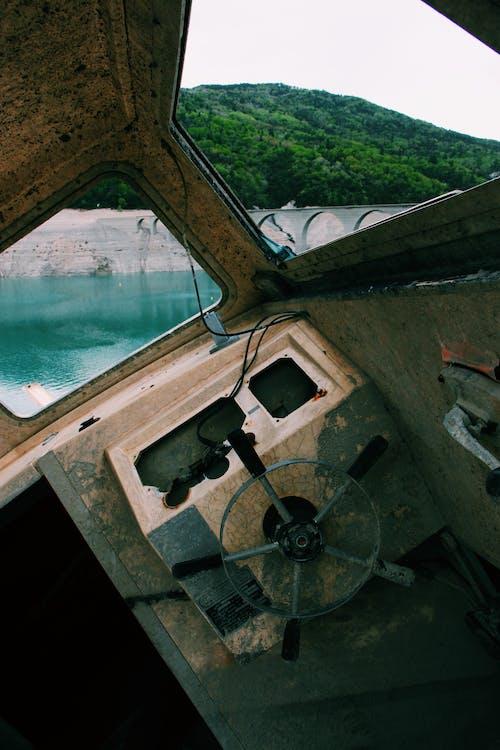 さび, さびた, ビンテージ, ヨットの無料の写真素材
