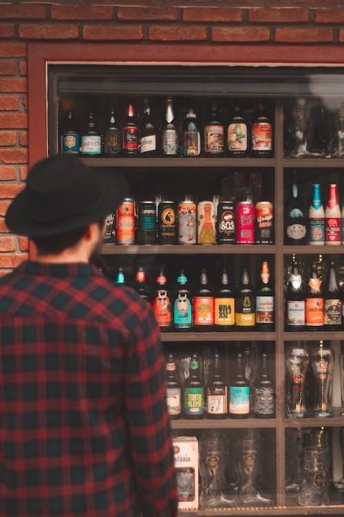 คลังภาพถ่ายฟรี ของ หมวก, เบียร์, เบียร์คราฟต์