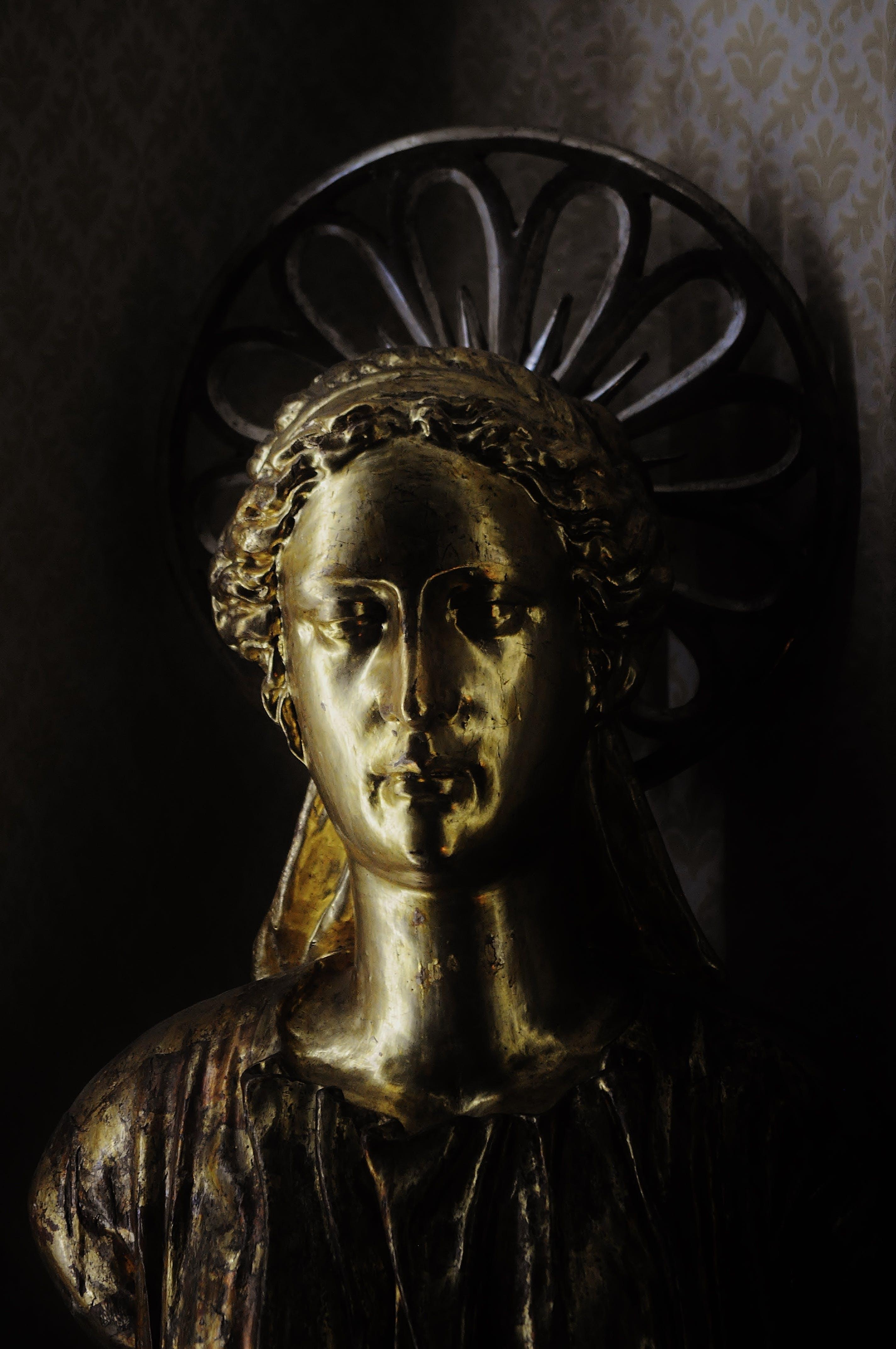 Religious Statuette