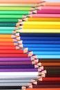 colorful, colourful, coloured pencils