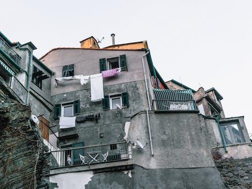 Kostnadsfri bild av arkitektur, balkong, betong, byggnad